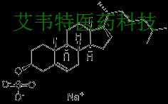 胆固醇硫酸钠盐|CAS 2864-50-8