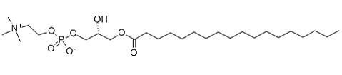 硬脂酰溶血卵磷脂  S-lysoPC|CAS 19420-57-6